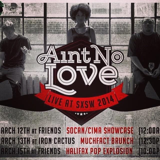 Ain´t no love