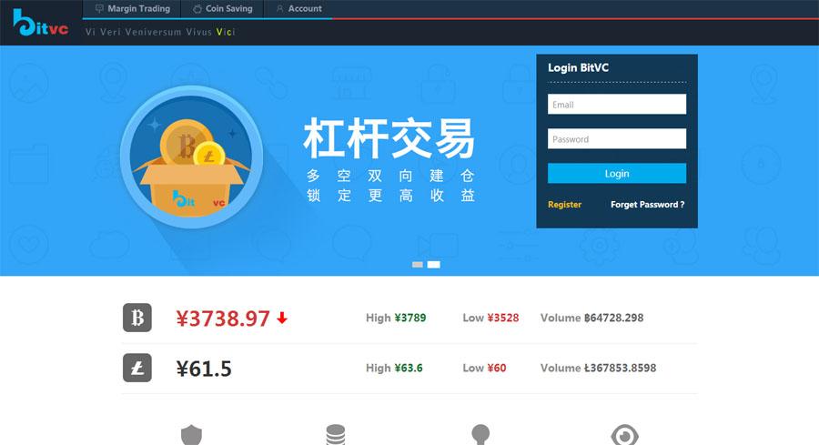 BitVc-Homepage