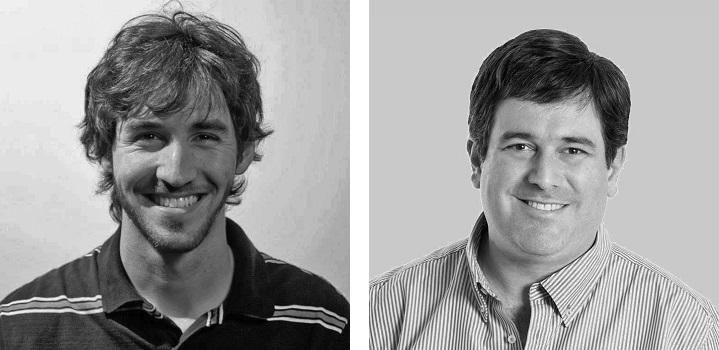 Federico Bond y Gonzalo Blousson