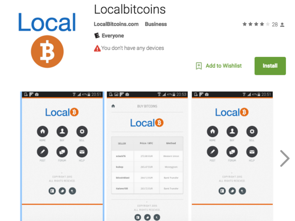 Yoyoceramic local bitcoins app tolworth hurdle betting advice