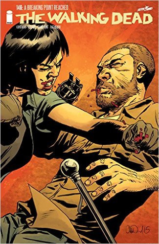 comic walking dead