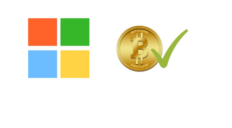 Microsoft reanuda la recepción de pagos Bitcoin por productos y ...