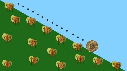 Bitcoin cae este jueves