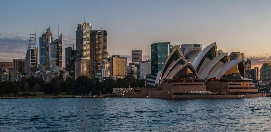 australia blockchain pixabay