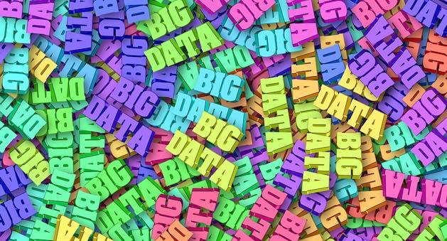 big data pixabay