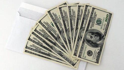 recaudacion dolares pexels