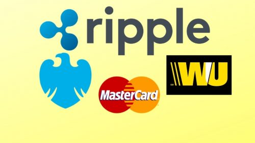 ripple mastercard western union canva
