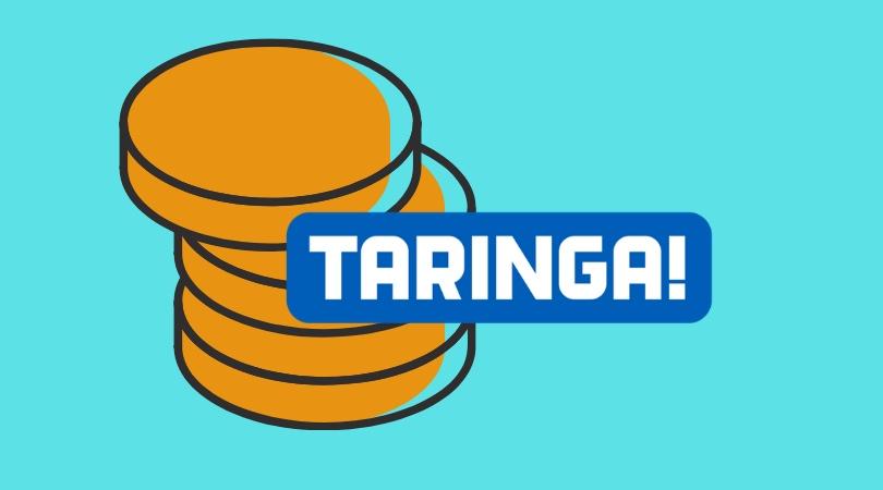 taringa! criptomoneda canva