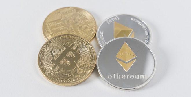 bitcoin ethereum unsplash