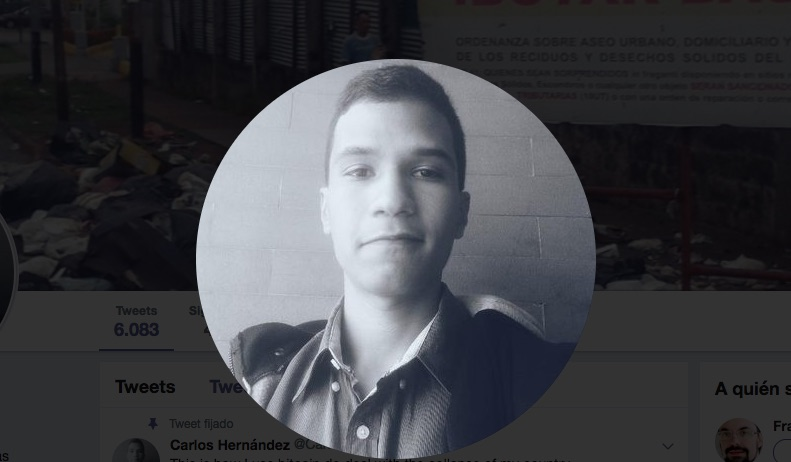 carlos hernandez bitcoin twitter