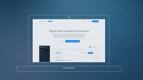 coinbase custody web