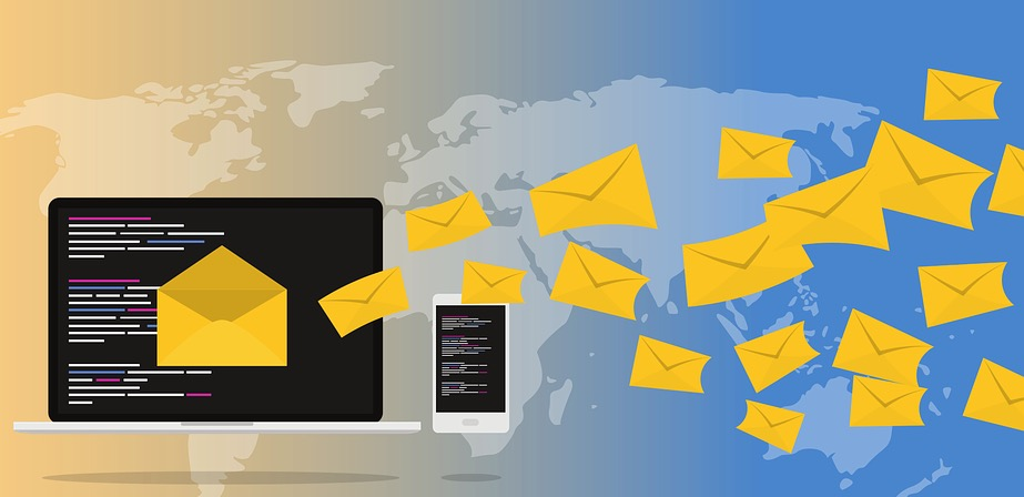 dmail email pixabay