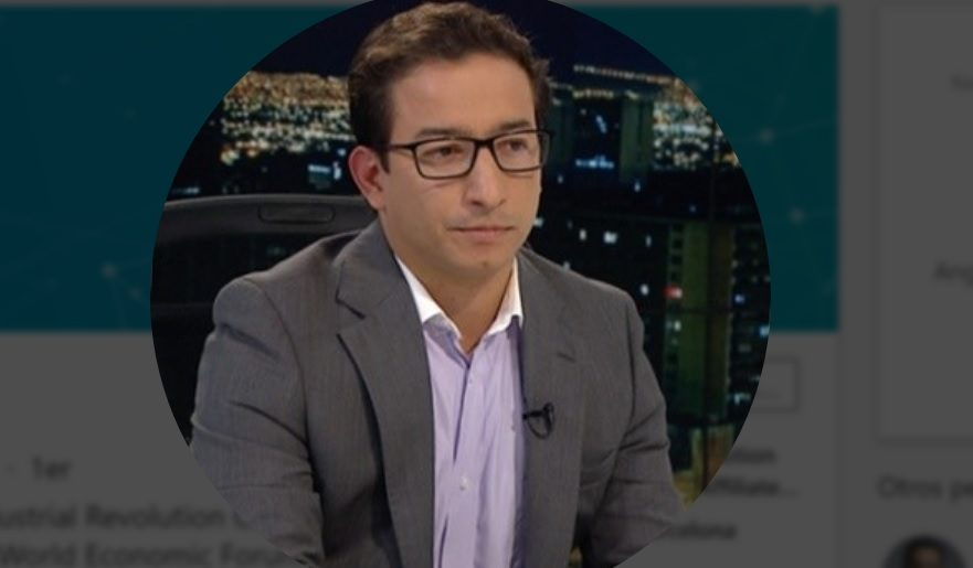 Mauricio Tovar, Blockchain Colombia