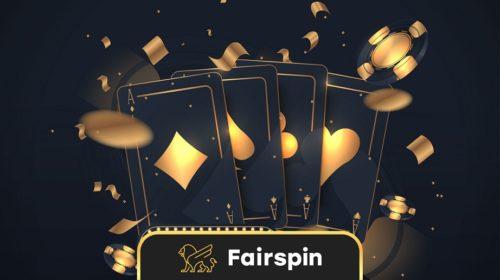 Fairspin casino Blockchain