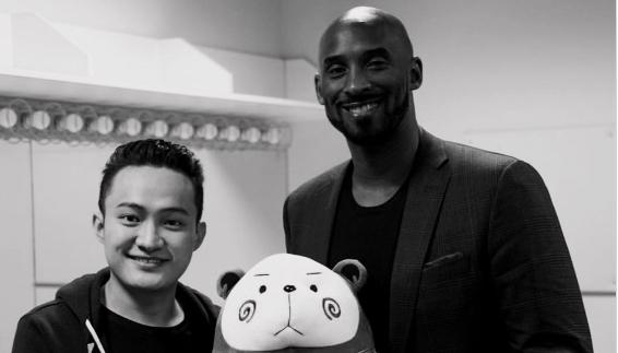 Justin Sun y Kobe