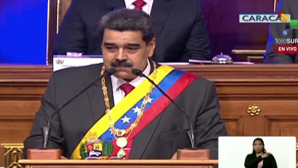 Memoria y cuenta de Nicolás Maduro