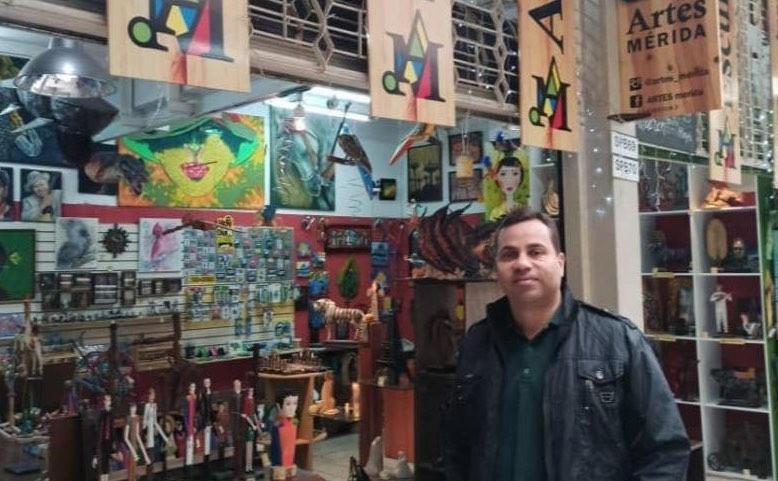 Artes Mérida acepta criptomonedas