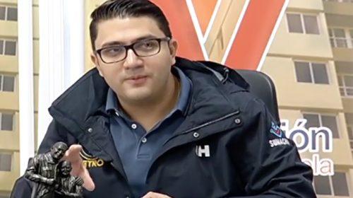 Joselit Ramírez, superintendente de Sunacrip