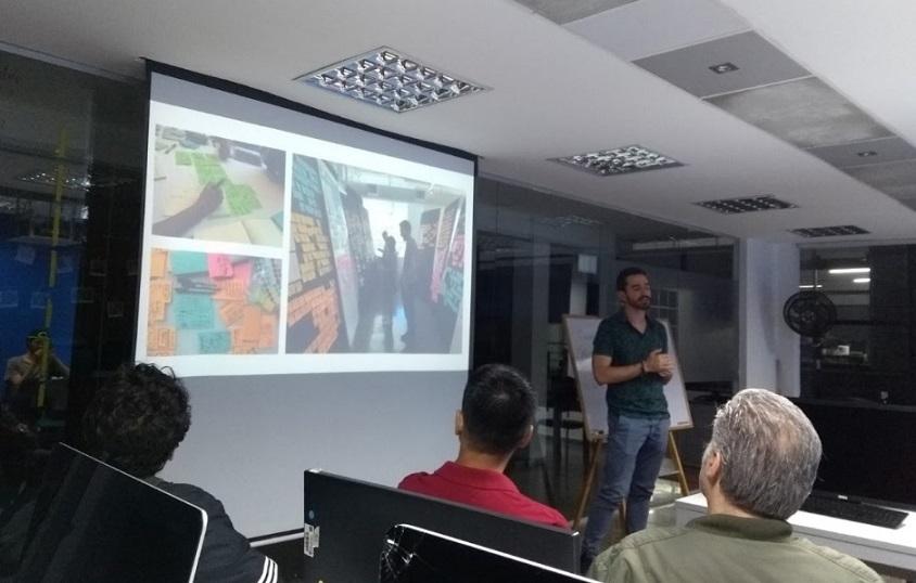 Alejandro Machado de Open Money Initiative