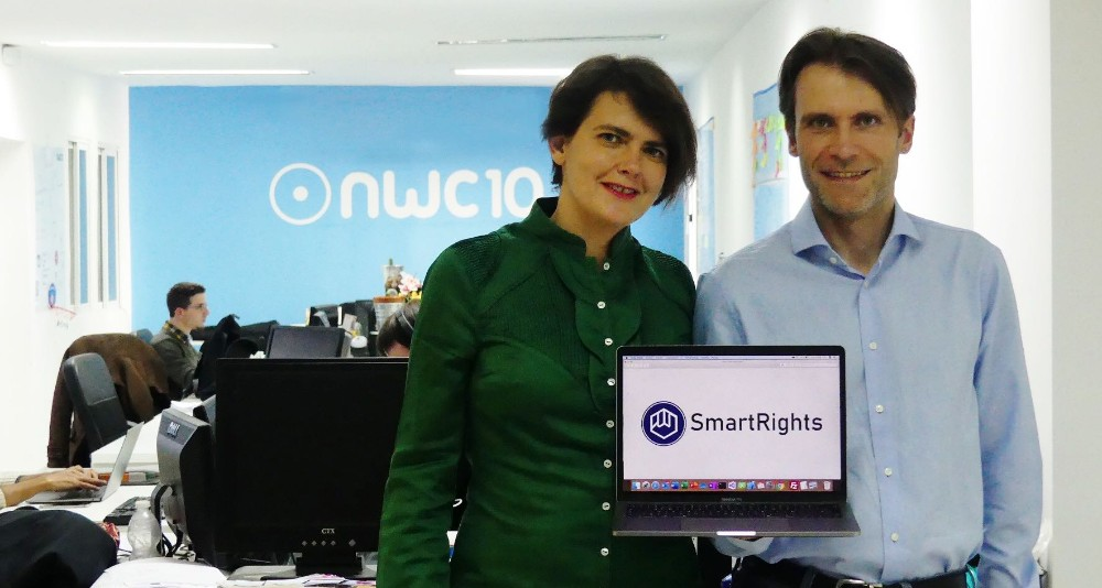 Smartrights startup española