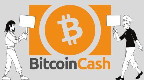Polémica en Bitcoin Cash