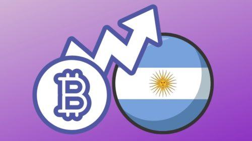 Bitcoin en Argentina es más caro