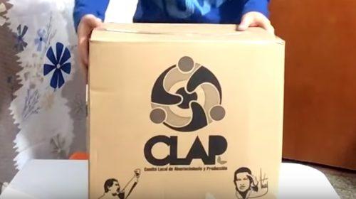 caja clap con petros