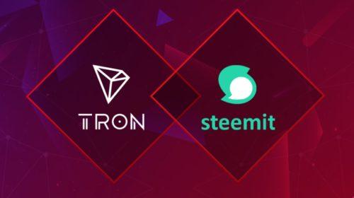 Steemit migra a blockchain de Tron