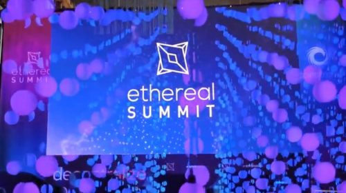 ConsenSys Evento Ethereal Summit