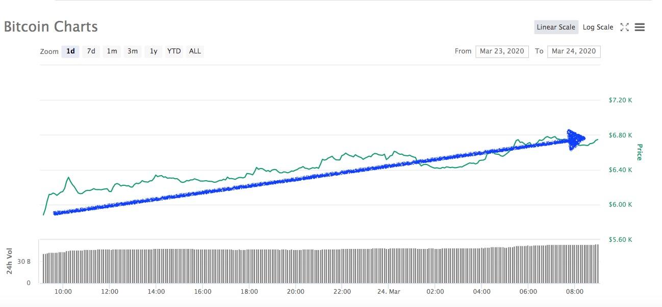 bitcoin 24 marzo