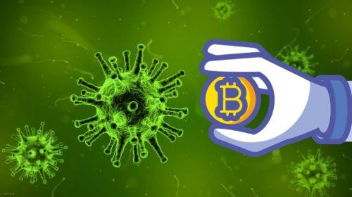 coronavirus criptomonedas venezuela canva