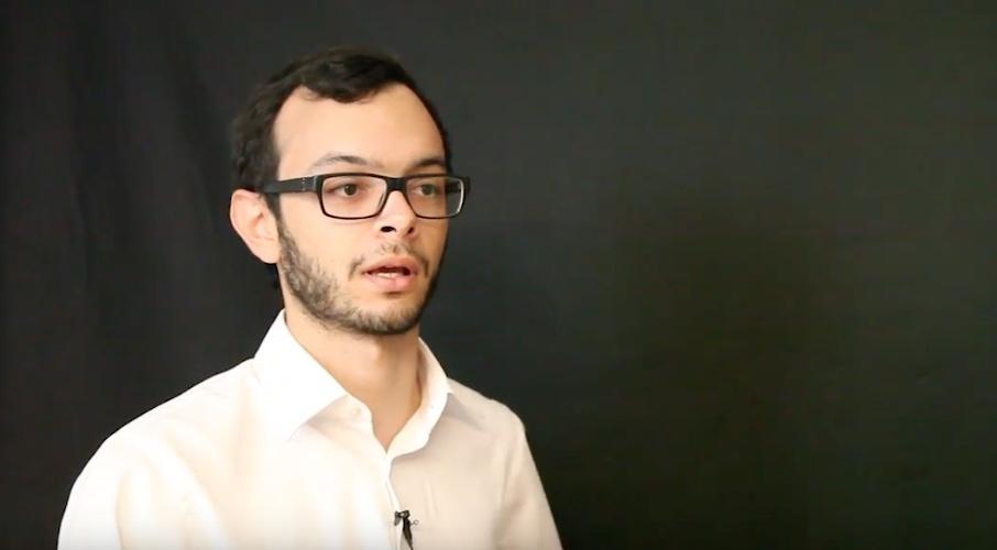 Gabriel Jiménez creador del petro
