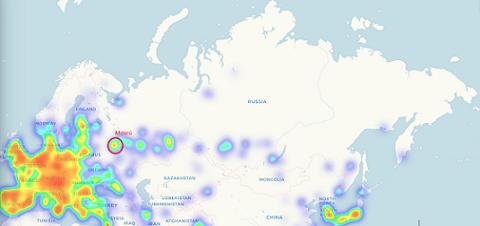 Adopción comercial de las criptomonedas en Rusia