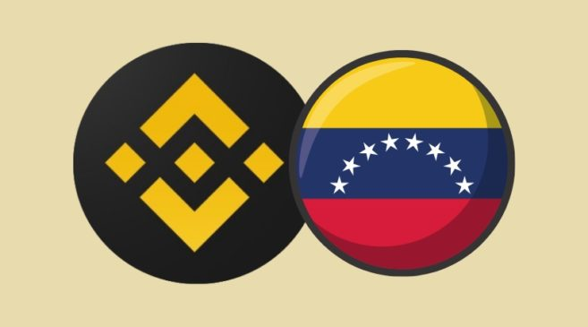 binance bolívares venezuela