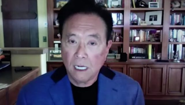 Kiyosaki plans to buy Bitcoin