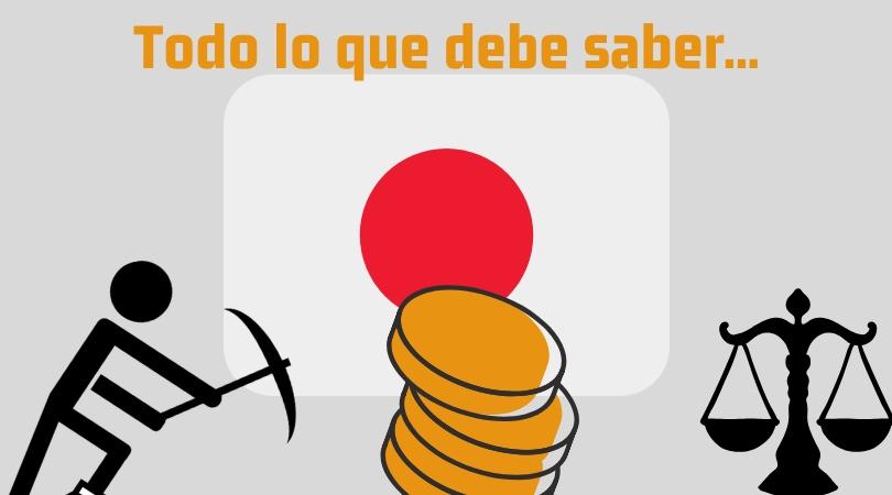 todo bitcoin Japón