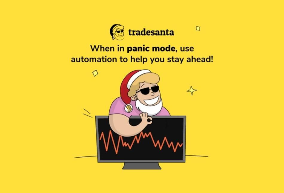 TradeSanta lanza terminal de trading manual