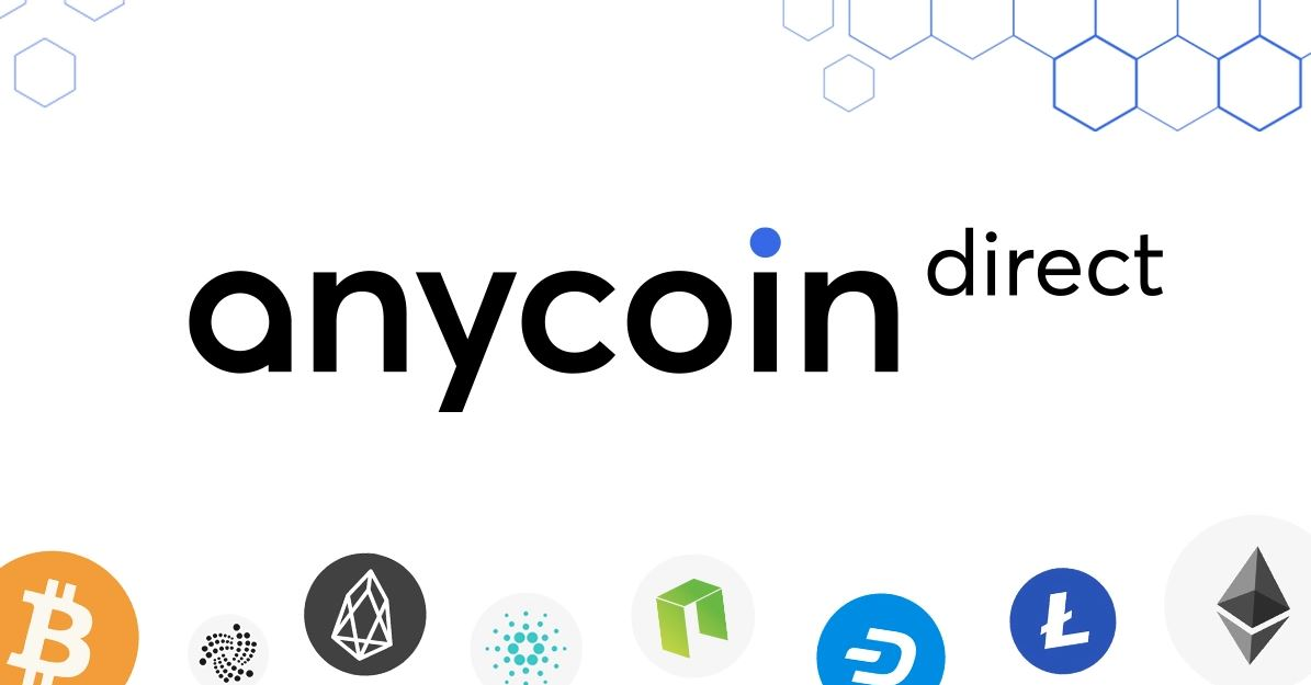 Plataforma Anycoin Direct
