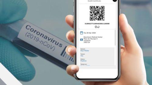 blockchain certificados salud
