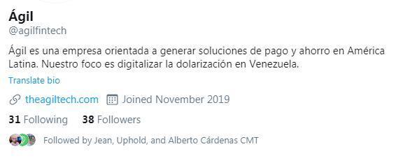 Venezuela: Uphold y Ágil se unen para permitir el pago de bienes y servicios con código QR
