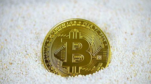 bitcoin unsplash