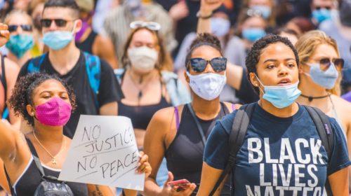 protestas Floyd token