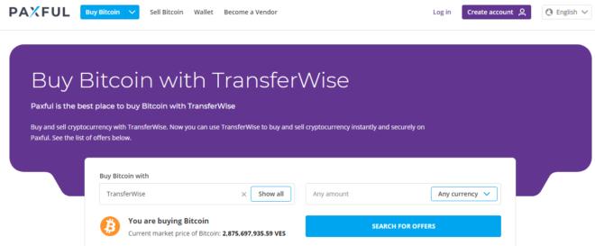 Transferwise financiamiento inversores