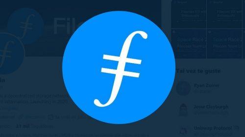 Imagen Filecoin Twitter