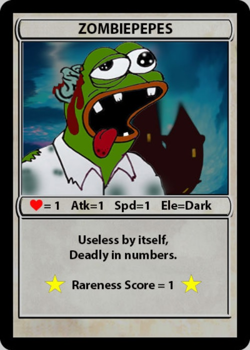 Pepe zombies