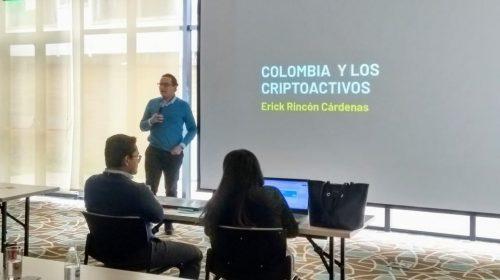 Erick Rincón Colombia Fintech DiarioBitcoin