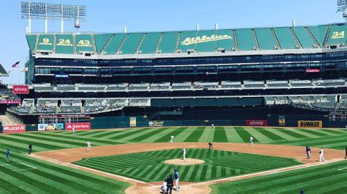 Oakland Athletics unsplash