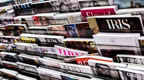 Revistas Unsplash