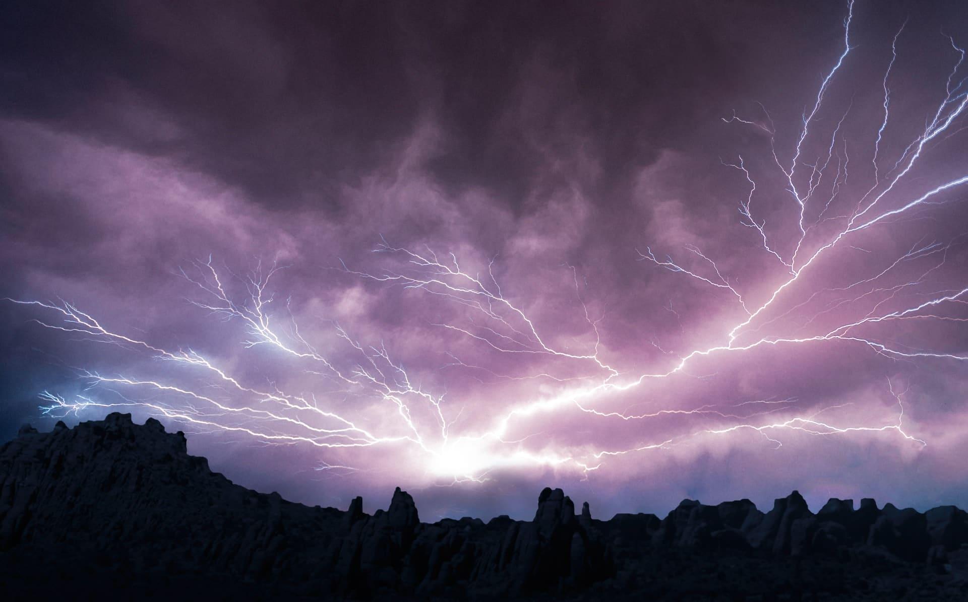Lightning Network Unsplash