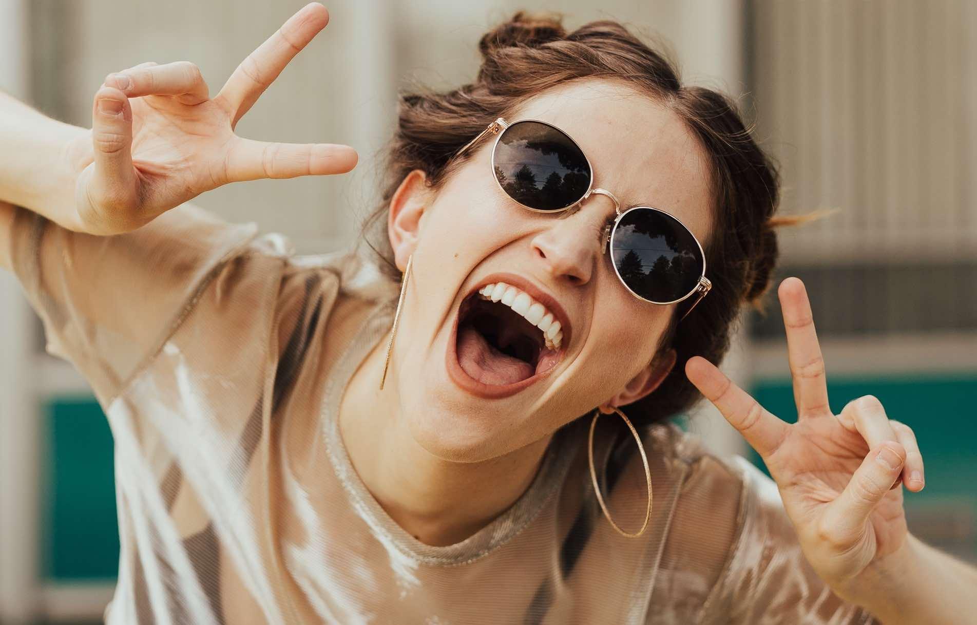 felicidad alegría